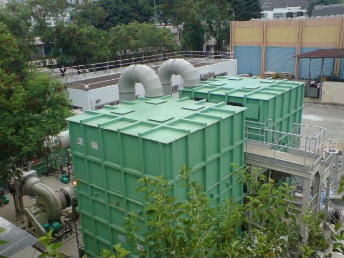 除臭设备,生物滤池废气处理设备